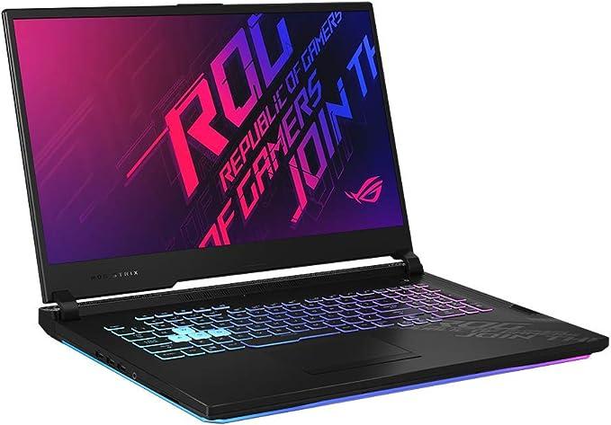ASUS ROG Strix Scar II GL704GW 43.9 cm Gaming Laptop: Amazon.de: Computers & Accessories