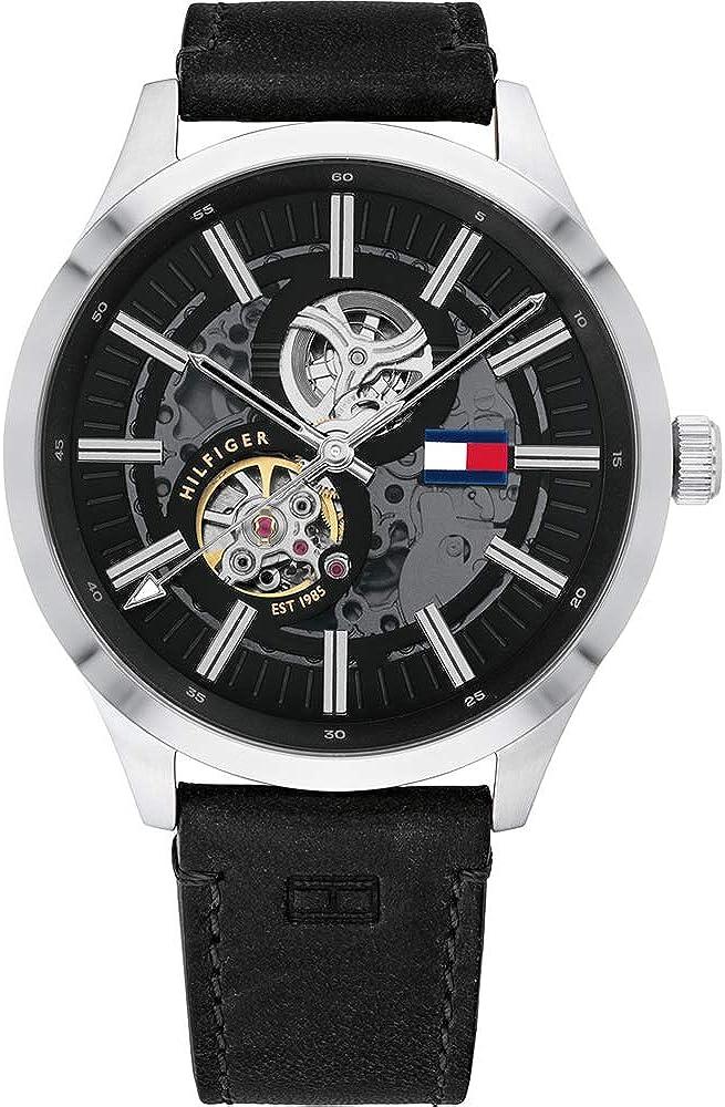 Tommy Hilfiger Spencer - Reloj analógico automático para Hombre