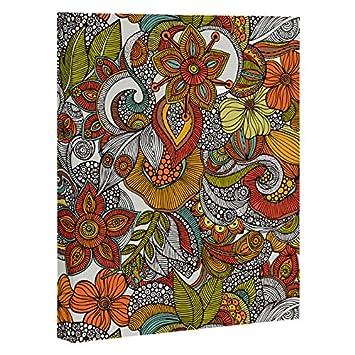 Deny Designs Valentina Ramos Ava Canvas Wall Art, 24 x 30