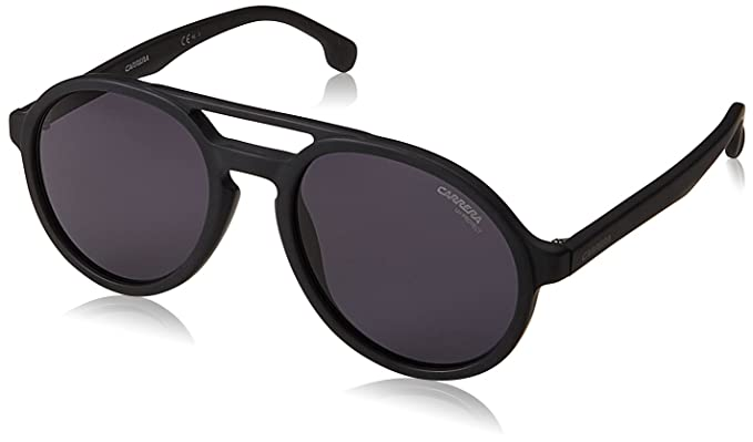 64757c63ab02 Image Unavailable. Image not available for. Colour: Carrera UV Protected Round  Unisex Sunglasses ...