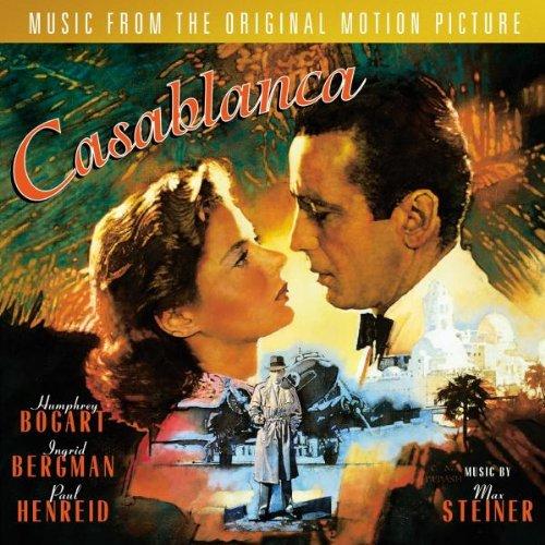 Price comparison product image Casablanca: Original Motion Picture Soundtrack