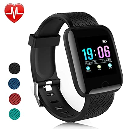 Amazon.com : AOBBY Fitness Tracker, D13 SmartWatch ...