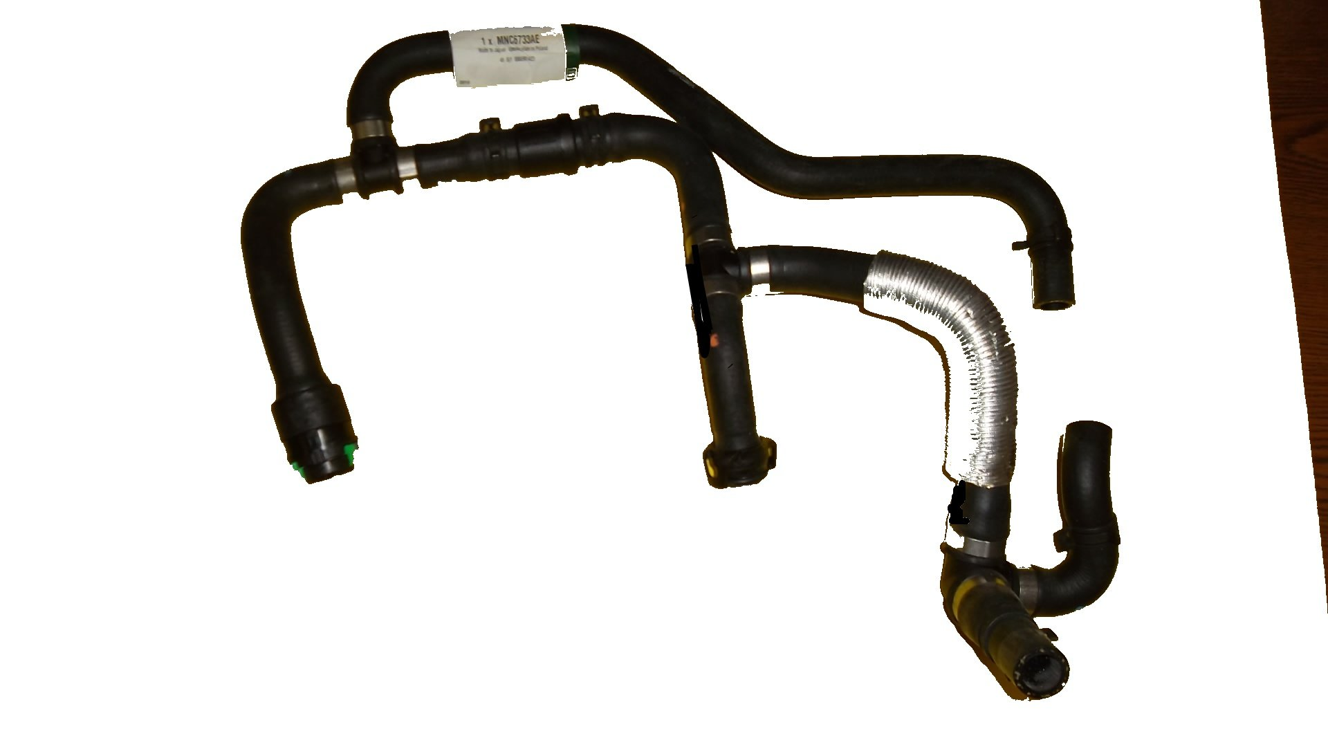 Jaguar OEM XJ Heater Hose by Jaguar