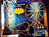 K'Nex Light and Sound Thrill Park - 953 pc Set