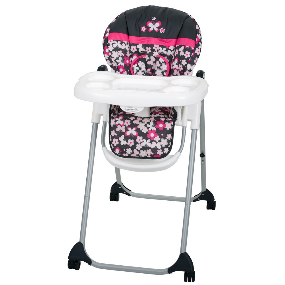 Amazoncom Baby Trend Hi Lite High Chair Savannah Baby