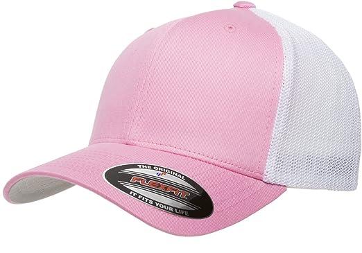 0312003b4009a 6511 Flexfit Trucker Mesh Cap  Amazon.co.uk  Clothing