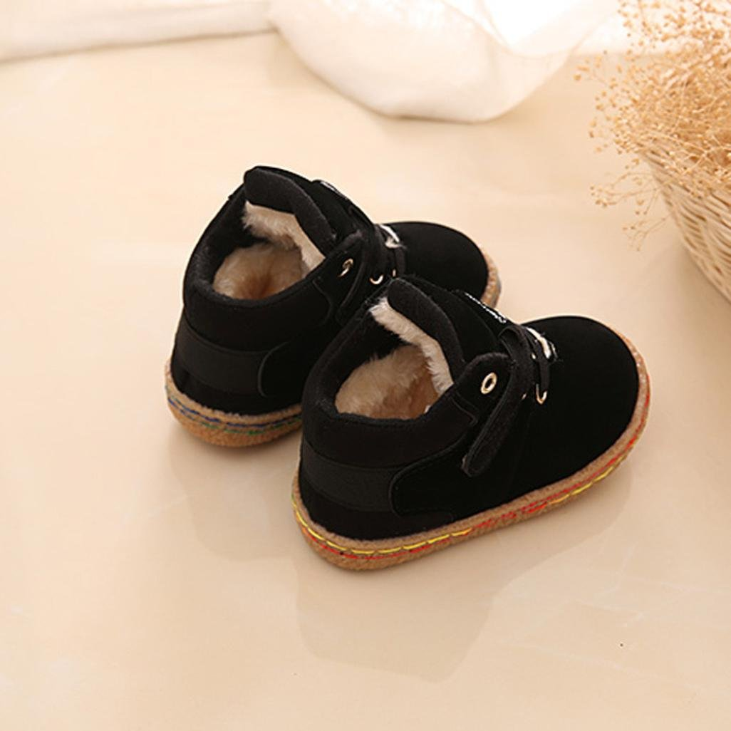 b18f6a887 Bovake Clearance Sale Baby Kids Snow Boots Toddler Newborn Hard ...