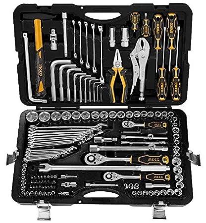 Ingco HKTHP21421 Tool Box: Amazon co uk: DIY & Tools