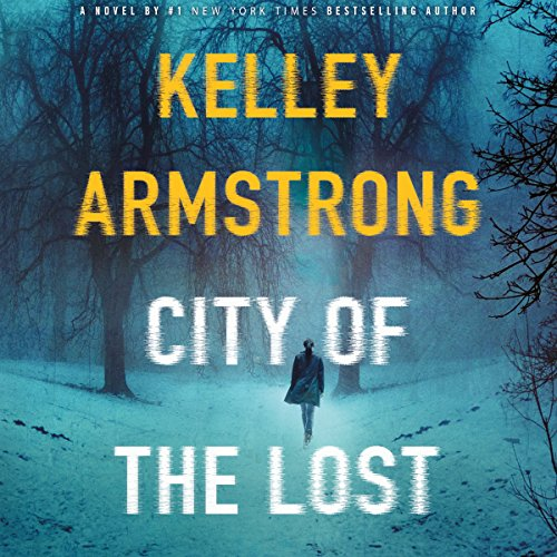 City of the Lost: A Thriller cover