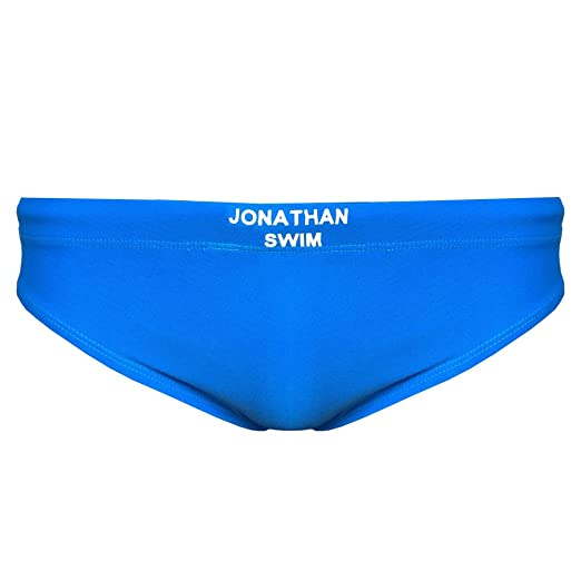 6a1667d60e1f7b Jonathan Swim Briefs for Men Male Athletic Swimsuit Swim Trunks Bikini  Board Surf Shorts(Blue