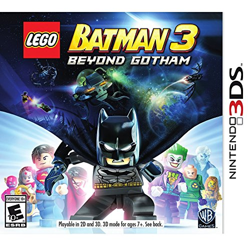 (LEGO Batman 3: Beyond Gotham - Nintendo 3DS)