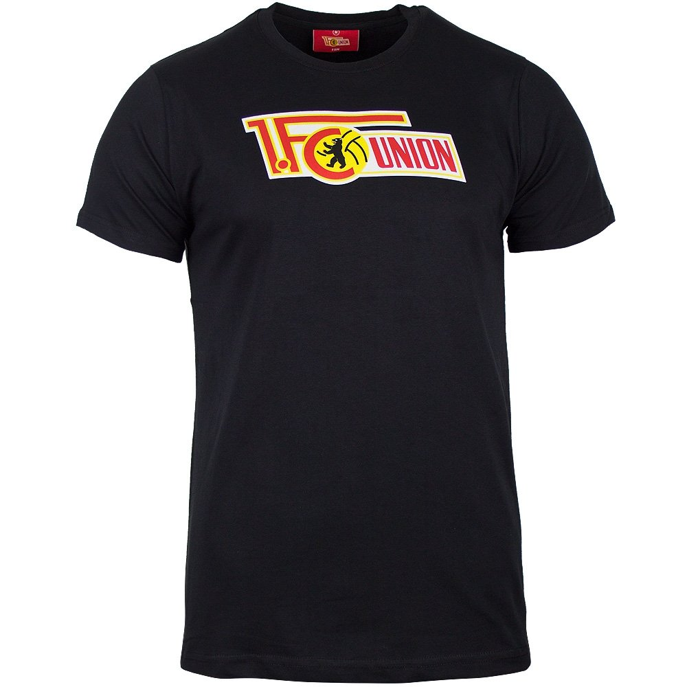 '1. FC Union Berlin T-Shirt Logo black 1. FC Union Berlin e.V.