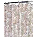 Park B. Smith Suzani Shower Curtain, Linen