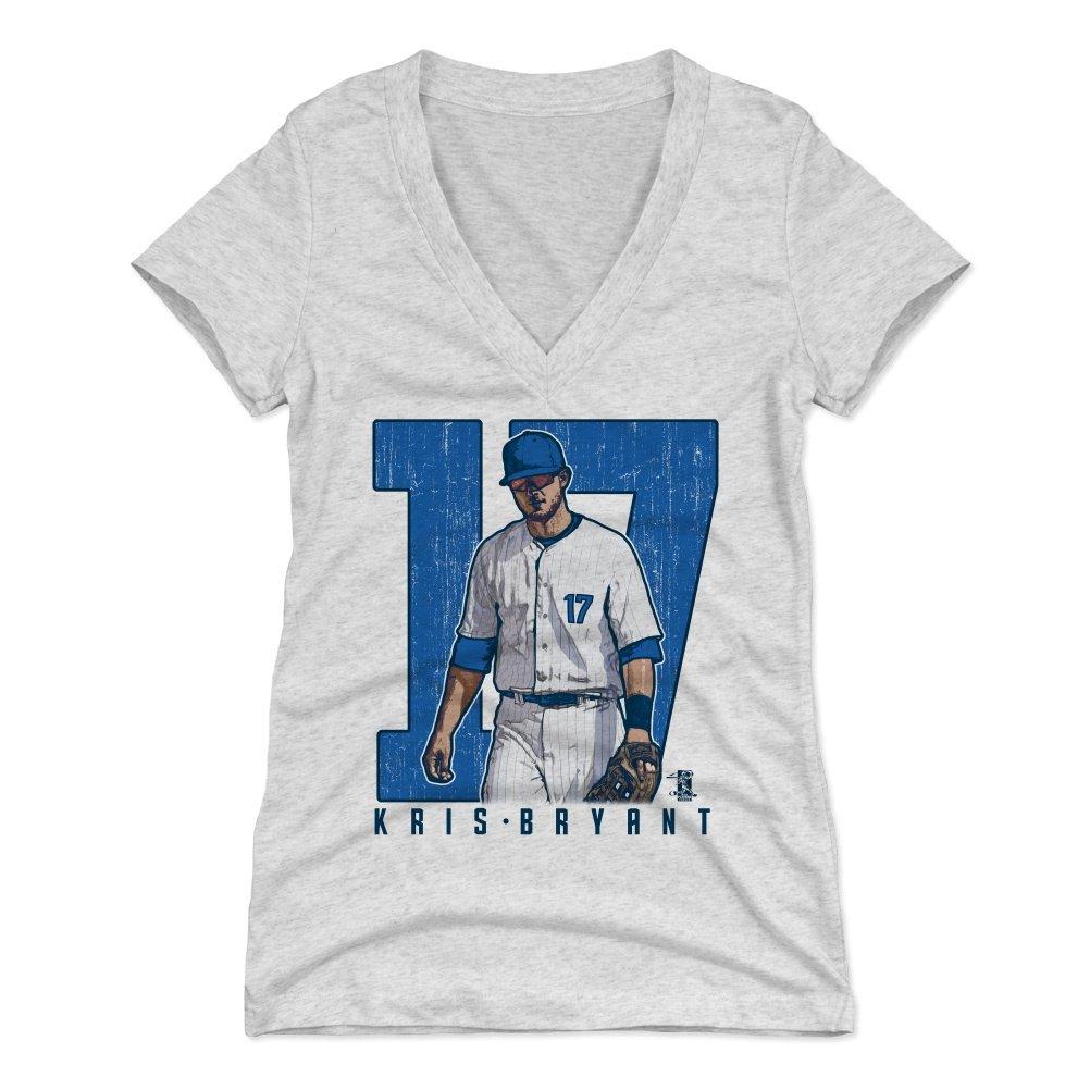pretty nice 21c4c d4d8c 500 LEVEL Kris Bryant Women's Shirt - Chicago Baseball Shirt for Women -  Kris Bryant Clutch