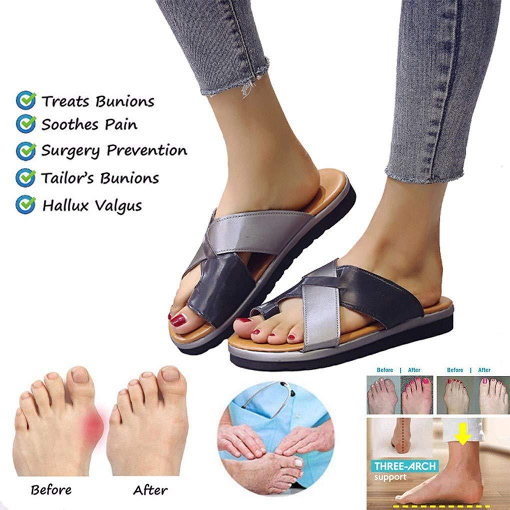 NAMENLOS Big Toe Correction Sandal