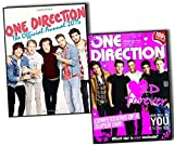 one direction 2015 calendar - One Direction Official Annuals 2015 2 Books Collection Pack Set- (One Direction: The Official Annual 2015, One Direction Ultimate Fan Book, One Direction Poster and 1D 2015 Wall Calendar) (Hardcover)