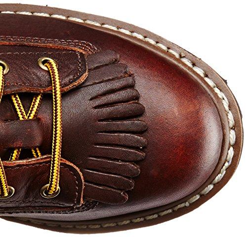 Georgien Boot Mens Loggers G7313 Arbete Boot Brown