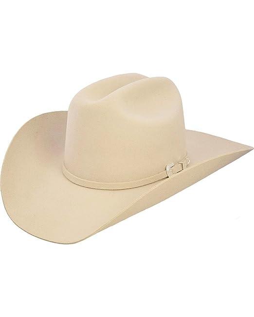 84bb58e56d6e7 resistol de los hombres 2 X Tucker fieltro sombrero vaquero