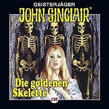 Die goldenen Skelette (John Sinclair 120) Hörspiel von Jason Dark Gesprochen von: Dietmar Wunder