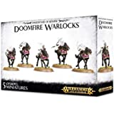 Games Workshop Daughters of Khaine Doomfire Warlocks Warhammer Age of Sigmar