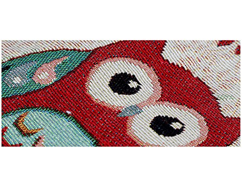 Sacs Pour Femme Mignonne Motif Fille Hosaire Toile Cartable Scolaire Owl De Hibou Courses Mode Sac 2 Voyage Bandoulière À En Main wqw4F7a