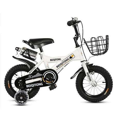 SIER Bicicleta Infantil de 12 Pulgadas 2-3-6 años de Edad ...