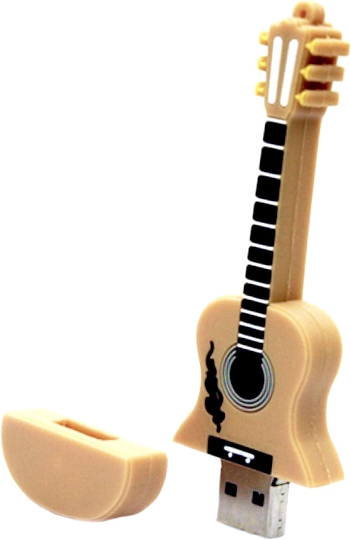 Guitarra 32 GB – Guitar - Memoria Almacenamiento de Datos – USB ...