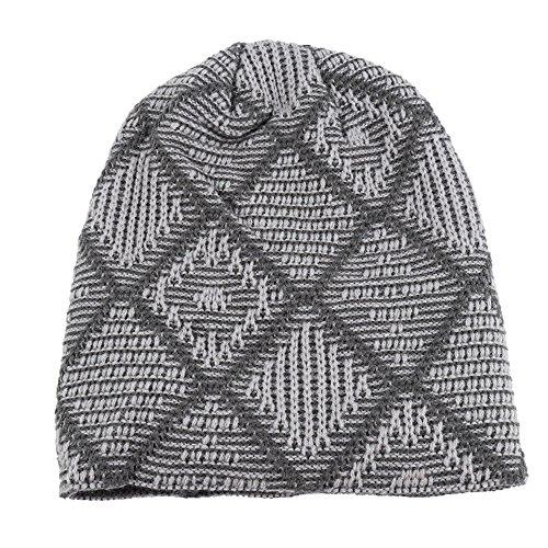 tapas Halloween ski caliente carácter hombres Navidad punto beanie campos tejidos los gorros Light de de Men's sombreros sombreros café invierno sombreros MASTER Gray Los a1qdUaw