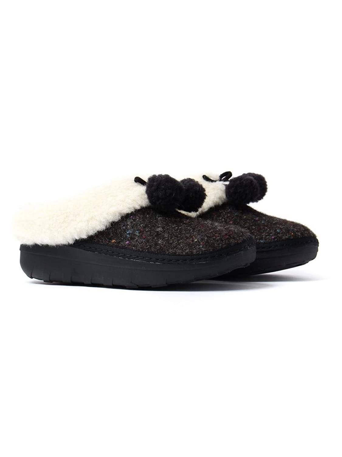 c615298e4b3afd Fitflop Women s The Cuddler Slippers  Amazon.co.uk  Shoes   Bags