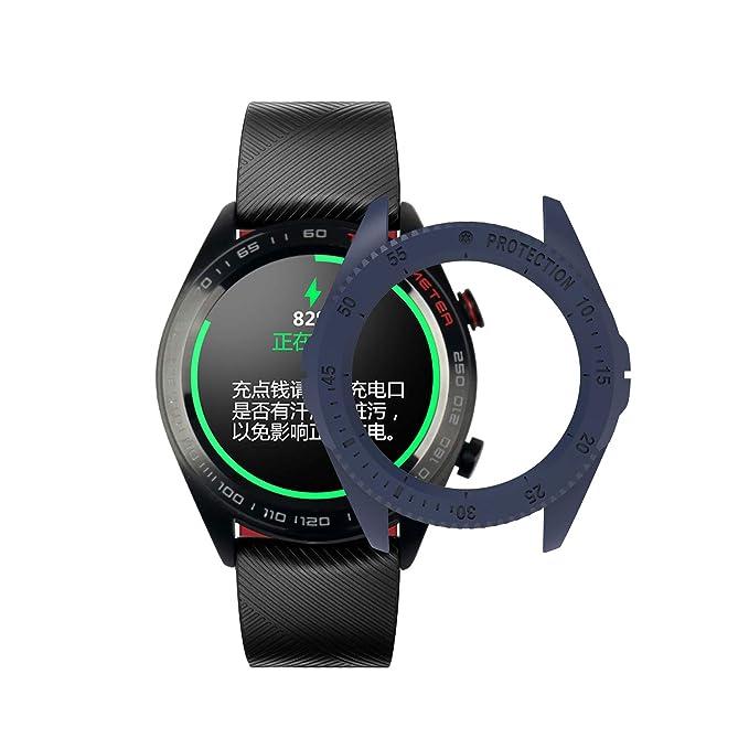 SIKAI - Carcasa Protectora para Huawei Honor Watch Magic ...