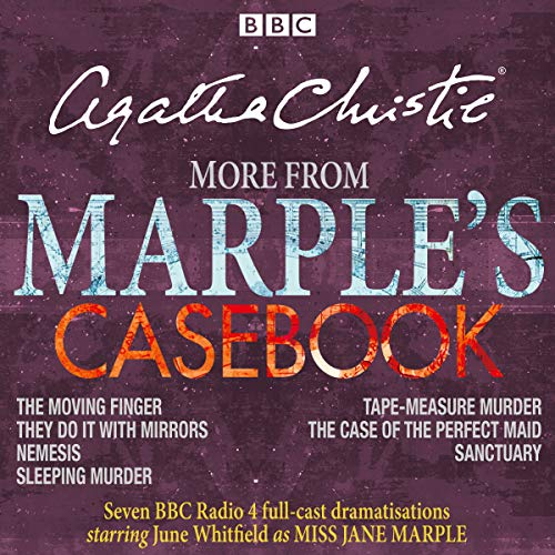 More from Marple's Casebook by BBC Digital Audio