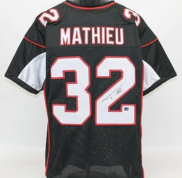 ... Tyrann Mathieu Autographed Arizona Cardinals Jersey Mathieu Holo COA ... 6bbefb48f