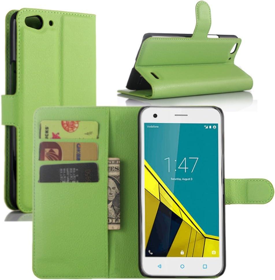 HualuBro Funda Vodafone Smart Ultra 6, [Protección Todo Alrededor ...