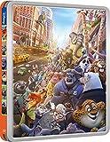 ZOOTOPIA (3D / 2D Blu-ray Steelbook Region-Free) [European Exclusive SOLD OUT; Region-Free]
