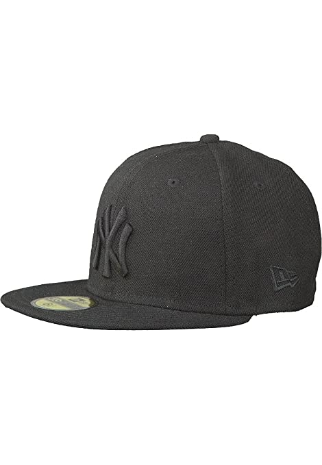 New Era 59 Fifty NY Yankees - Cappello con visiera  New Era  Amazon ... 09ec4e59c5f8