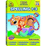 SCHOOL ZONE PUBLISHING BIG SPELLING GR 1-3 (Set of 6)