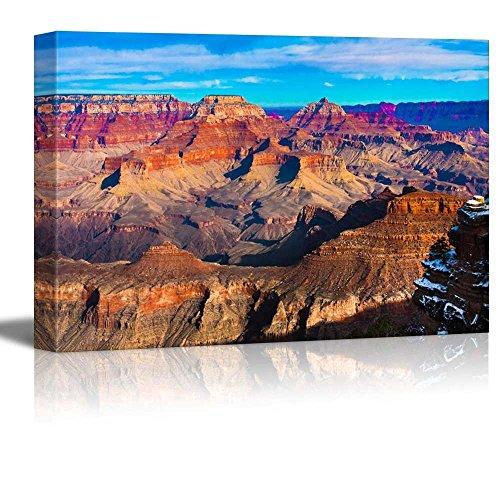 The Beautiful Landscape of Grand Canyon National Park Arizona