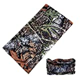 Sports Outdoors Fitness Hunting Fishing Best Deals - Multifunctional 16-in-1 Yoga Sports Fashion Travel Colors Headband Seamless Neck Uv Buff Solid Moisture Wicking Bandana Turban Scarf (7leaf)