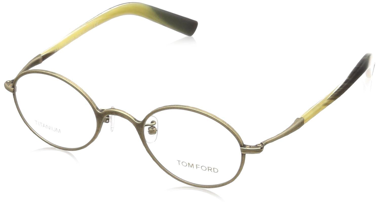 [トムフォード] TOM FORD フレーム メンズ FT5419 [並行輸入品] B07CSQ68Y8  28 EU 45 (FREE サイズ)