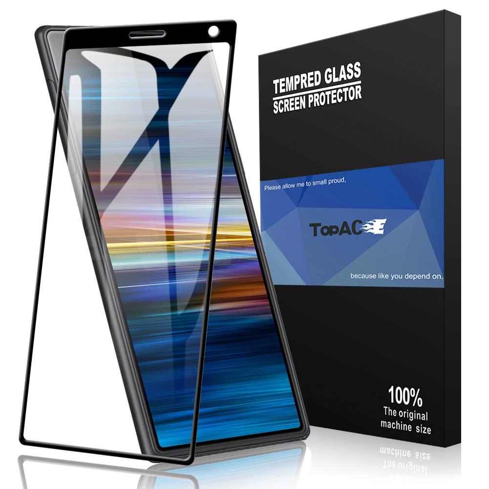 Vidrio Templado Para Sony Xperia 10 Plus Topace