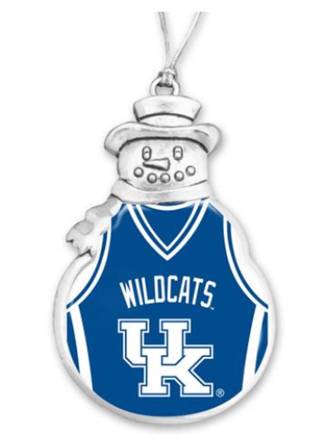 FTH 60629 Kentucky Wildcats - Figura Decorativa de muñeco de Nieve ...