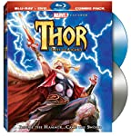 Cover Image for 'Thor: Tales of Asgard (Blu-ray/DVD Combo)'