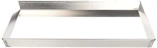 131 opinioni per Ballarini 7044.40 Teglia Rettangolare, Angoli Svasati con Bordo in Alluminio