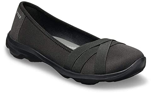 crocs Women'S Busy Day Strappy Flat