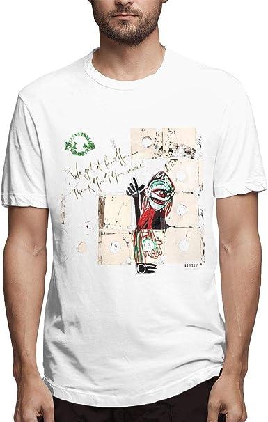 Camiseta Blanca de algodón para Hombre A Tribe Called Quest We Got It from Here Design: Amazon.es: Ropa y accesorios