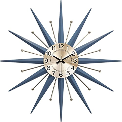 28In Metal Wall Clock