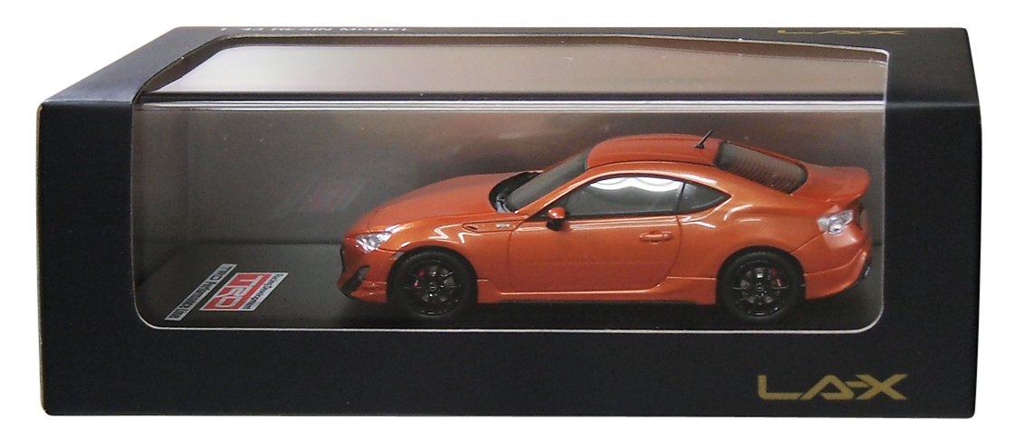 hasta un 65% de descuento LA-X 1/43 Toyota 86 86 86 TRD performance line orange metallic (japan import)  marca