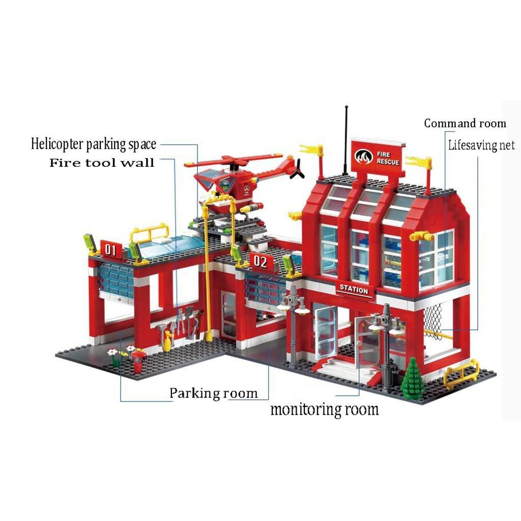 お待たせ! パズルビルディングブロック、消防用ボード玩具、子供用スペル、やさしい脳の発達 B07R2HSQ5V B07R2HSQ5V, くすりのインディアン:e54e18d6 --- vezam.lt