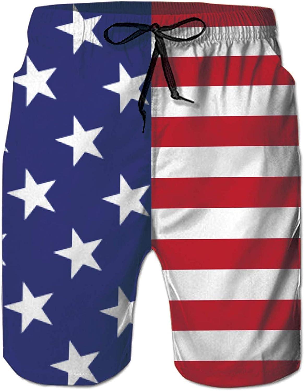 Colección de Ropa de gráfico de la Bandera Americana 3D para Hombre Trajes de baño Camisetas sin Mangas Mono