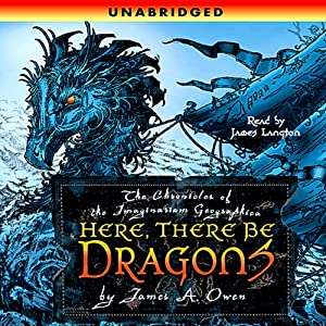 Here, There Be Dragons Audiobook